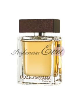 Dolce & Gabbana The One man, Toaletná voda 50ml