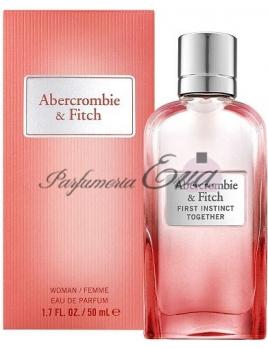 Abercrombie & Fitch First Instinct Together, Parfumovaná voda 50ml, Tester
