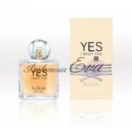 Luxure Yes I want You, Parfémovaná voda  100ml (Alternatíva vône Giorgio Armani Because It's You)