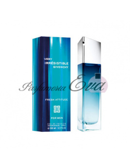 Givenchy Very Irresistible Fresh Attitude, Toaletná voda 100ml