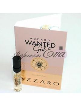 Azzaro Wanted Girl, Vzorka vône