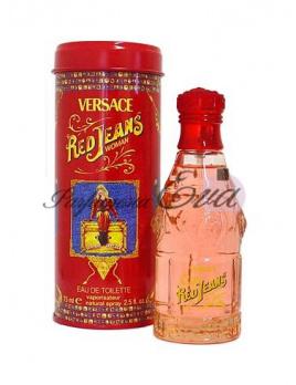Versace Jeans Red, Toaletná voda 75ml