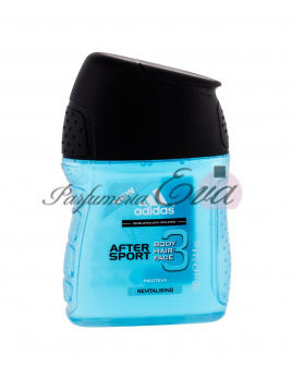 Adidas After Sport 3in1, Sprchovací gél 100ml