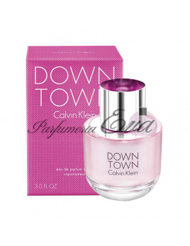 Calvin Klein Downtown, Vzorka vône