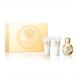 Versace Eros Pour Femme, Edp 50ml + tělové mléko 50ml + sprchovy gel 50ml