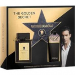 Antonio Banderas The Golden Secret SET: Toaletná voda 100 ml + Deodorant 150 ml