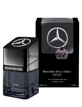 Mercedes - Benz Select Night, Vzorka vône EDP
