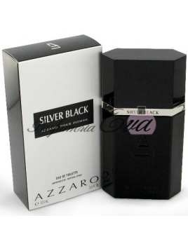 Azzaro Silver Black, Toaletná voda 50ml