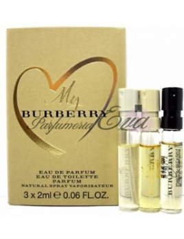 Burberry My Burberry, Vzorka vône 3x2ml