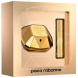 Paco Rabanne Lady Million SET: Parfémovaná voda 50ml + Parfémovaná voda 10ml