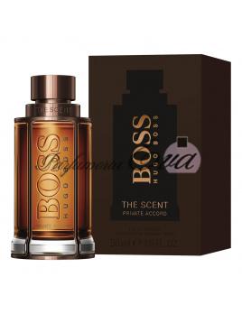 Hugo Boss The Scent Private Accord, Vzorka vône