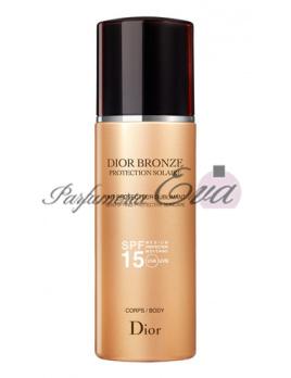 Christian Dior Bronze Protective Suncare Body SPF15, Kozmetika na opaľovanie - 200ml, bez krabičky