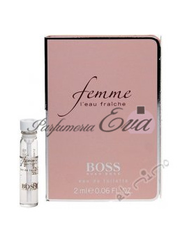 Hugo Boss Femme L´Eau Fraiche, vzorka vône
