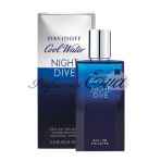 Davidoff Cool Water Night Dive, Toaletná voda 125ml