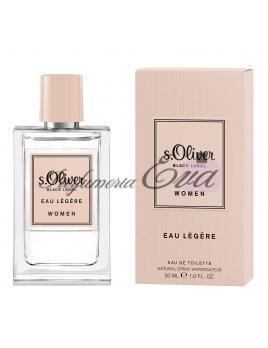 s.Oliver Black Label eau Legere Women, Toaletná voda 30ml