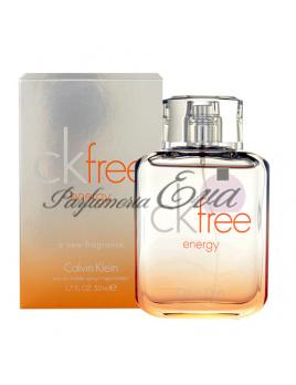 Calvin Klein CK Free Energy, Toaletná voda 50ml