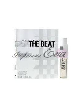 Burberry The Beat, vzorka vône