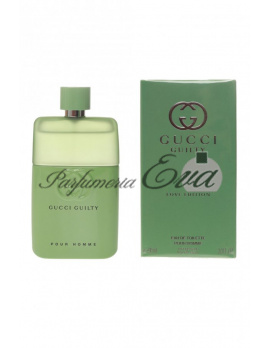 Gucci Guilty Pour Homme Love Edition, Toaletná voda 90ml