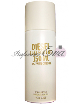 Diesel Fuel for life woman, Deosprej - 150ml