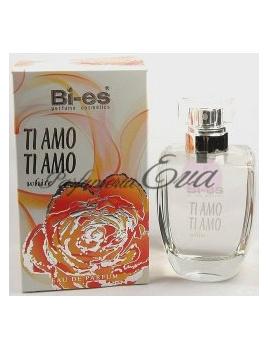 Bi-es Tiamo Tiamo White, Parfemovaná voda 100ml, (Alternativa toaletnej vody Cacharel Amor Amor Sun Shine)