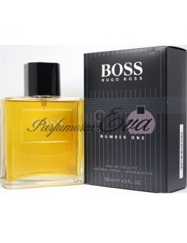 Hugo Boss Boss Number One toaletná voda 125ml - tester
