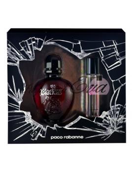 Paco Rabanne Black XS, EDT 50ml + EDT 15ml