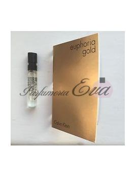 Calvin Klein Euphoria Gold, vzorka vône