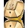 Paco Rabanne Lady Million, Parfémovaná voda 80ml - Tester - Monopoly Collector Edition
