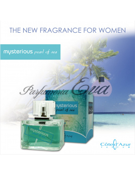 Cotec dAzur Mysterious Pearl Of Sea Parfémovaná voda 100ml, (Alternatíva vône Britney Spears Island Fantasy)