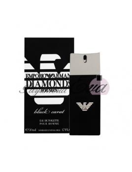 Giorgio Armani Emporio Diamonds Black Carat, Toaletná voda 50ml - tester