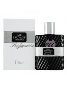 Christian Dior Eau Sauvage Extreme Intense, Odstrek s rozprašovačom 3ml