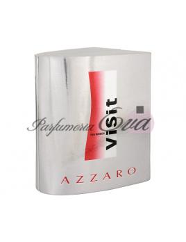 Azzaro Visit Mini SET: Visit for Men 7 ml EDT + Visit for Women 5ml EDP