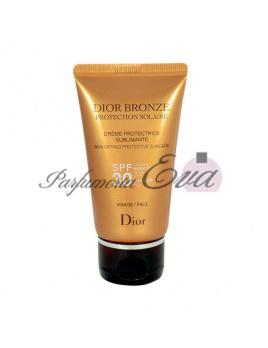 Christian Dior Bronze Protective Suncare Face SPF30, Kozmetika na opaľovanie - 50ml, bez krabicky