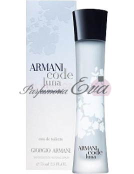 Giorgio Armani Code Luna Eau Sensuelle, Toaletná voda 30ml