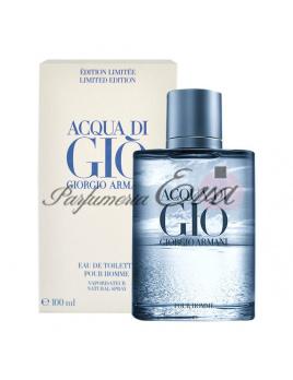 Giorgio Armani Acqua di Gio Blue Edition Pour Homme, Toaletná voda 100ml - tester
