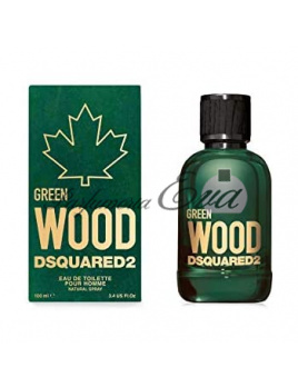 Dsquared Wood Green, Toaletná voda 100ml - Tester