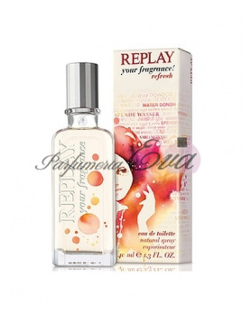 Replay your fragrance! Refresh for Her, Toaletná voda 20ml