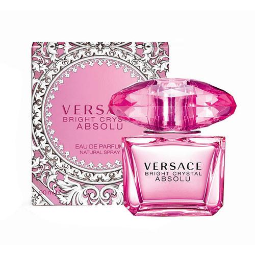 Versace Bright Crystal Absolu, Parfémovaná voda 50ml + Pri objednaní 3ks tovaru darček zadarmo