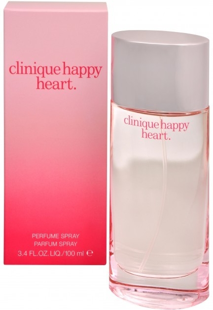 Clinique Happy Heart, Parfémovaná voda 100ml - tester + Pri objednaní 3ks tovaru darček zadarmo